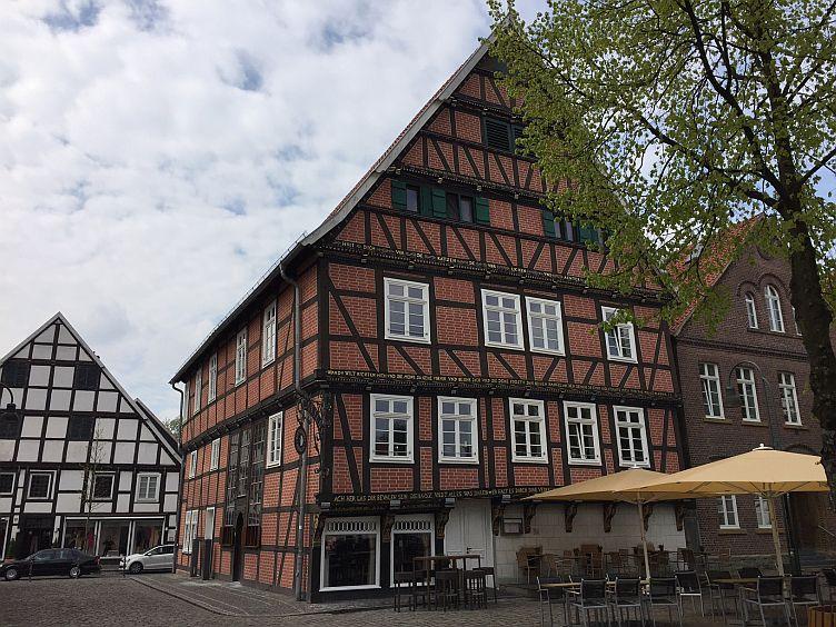 Stadtführung Wiedenbrück